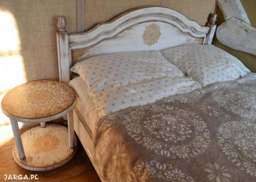 Łóżko PO