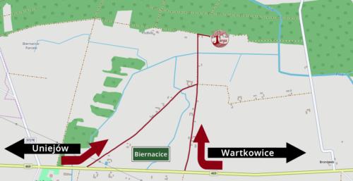 mapa Jarga